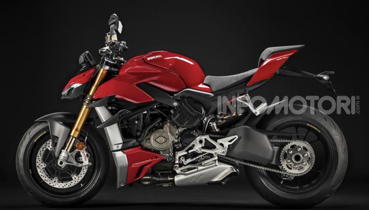 Ducati Streetfighter V4, la power naked dalla doppia personalità - Foto 16 di 16