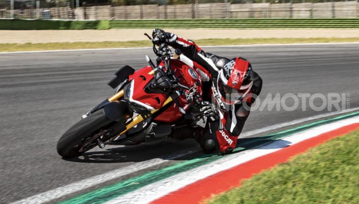 Ducati Streetfighter V4, la power naked dalla doppia personalità - Foto 6 di 16