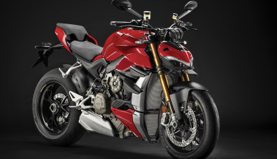 Ducati Streetfighter V4, la power naked dalla doppia personalità