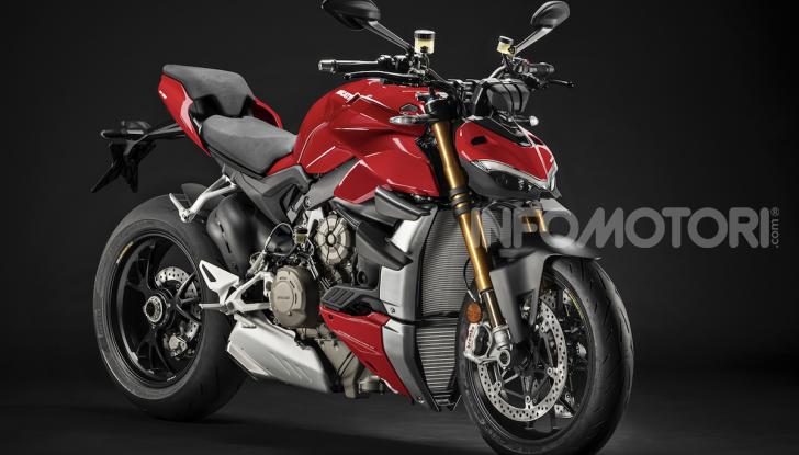 Ducati Streetfighter V4, la power naked dalla doppia personalità - Foto 8 di 16