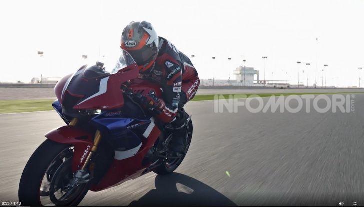 Honda: cinque star della pista a Losail per provare la CBR1000RR-R Fireblade SP - Foto 4 di 11