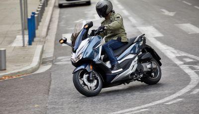 Honda Forza 300 2020 Limited Edition: look sportivo e praticità ai massimi livelli