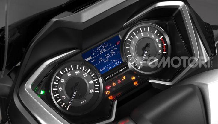 Honda Forza 300 2020 Limited Edition: look sportivo e praticità ai massimi livelli - Foto 4 di 23