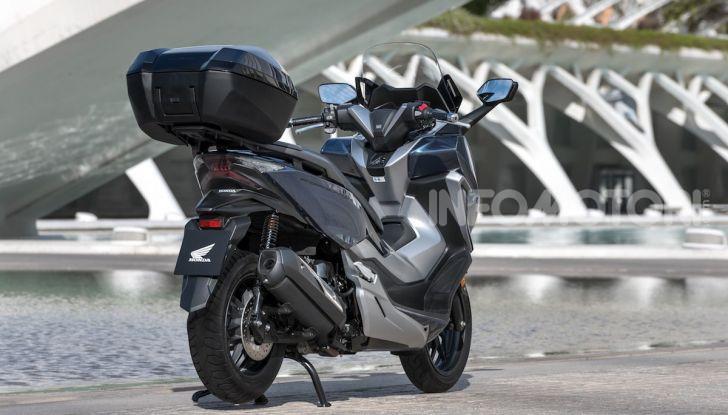 Honda Forza 300 2020 Limited Edition: look sportivo e praticità ai massimi livelli - Foto 6 di 23