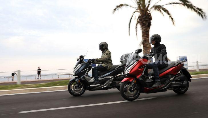 Honda Forza 300 2020 Limited Edition: look sportivo e praticità ai massimi livelli - Foto 8 di 23