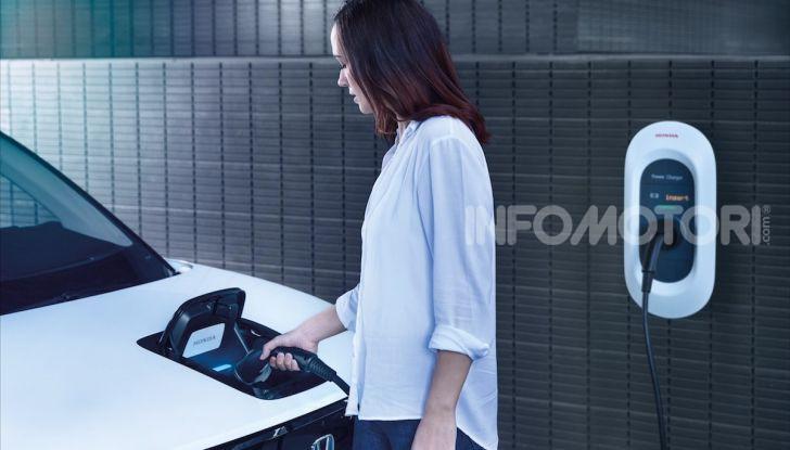 Honda presenta e:Progress: tariffe flessibili per i clienti di auto EV - Foto 1 di 3