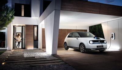 Honda presenta e:Progress: tariffe flessibili per i clienti di auto EV
