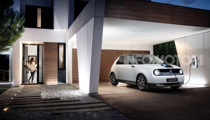 Honda presenta e:Progress: tariffe flessibili per i clienti di auto EV - Foto 2 di 3