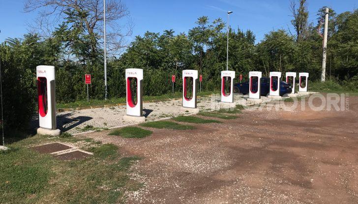 Autostrade per l'Italia dopo Anas ed Aiscat promette piani per ricariche auto elettriche in autostrada - Foto 4 di 11