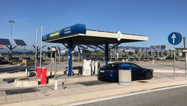 Autostrade per l'Italia dopo Anas ed Aiscat promette piani per ricariche auto elettriche in autostrada - Foto 5 di 11