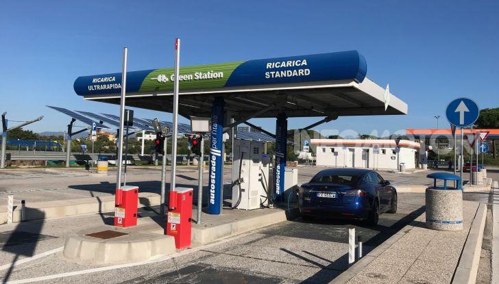 Autostrade per l'Italia dopo Anas ed Aiscat promette piani per ricariche auto elettriche in autostrada - Foto 1 di 11