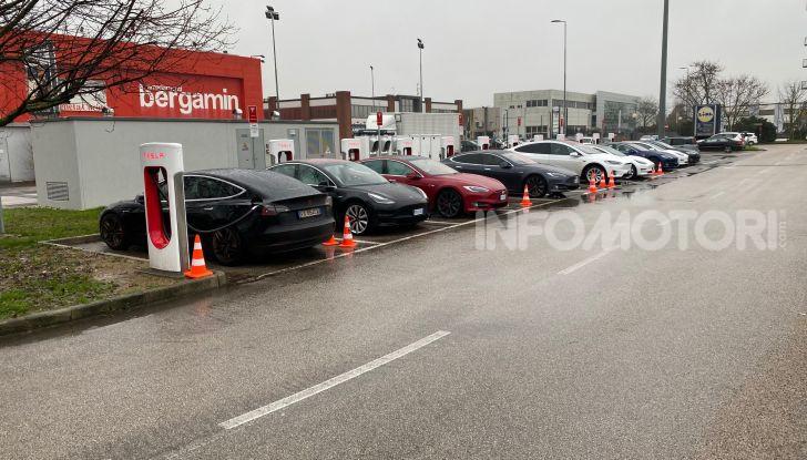 Autostrade per l'Italia dopo Anas ed Aiscat promette piani per ricariche auto elettriche in autostrada - Foto 8 di 11
