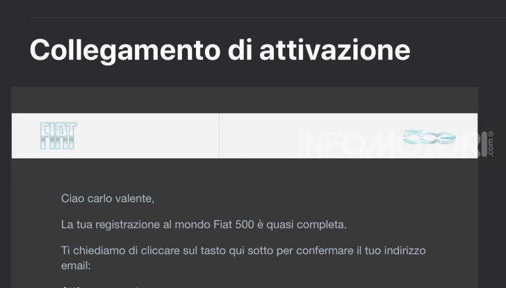 Fiat 500 elettrica comprata online ai tempi del coronavirus - Foto 5 di 18