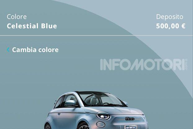 Fiat 500 elettrica comprata online ai tempi del coronavirus - Foto 11 di 18