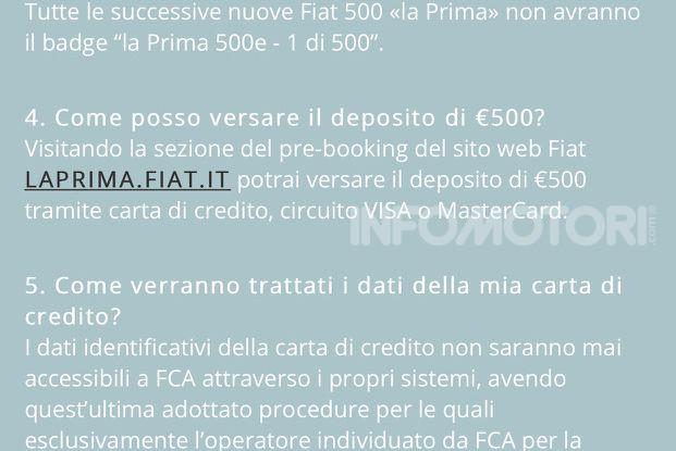 Fiat 500 elettrica comprata online ai tempi del coronavirus - Foto 14 di 18