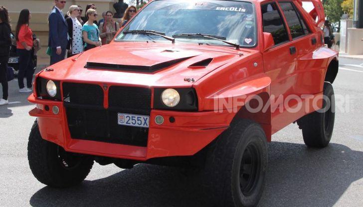 Lancia Delta Erre20: motore turbo e 500 CV! - Foto 1 di 6