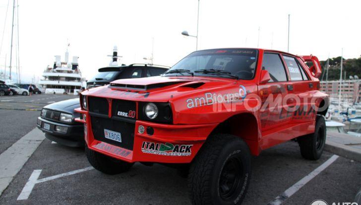 Lancia Delta Erre20: motore turbo e 500 CV! - Foto 2 di 6