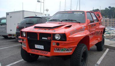 Lancia Delta Erre20: motore turbo e 500 CV!
