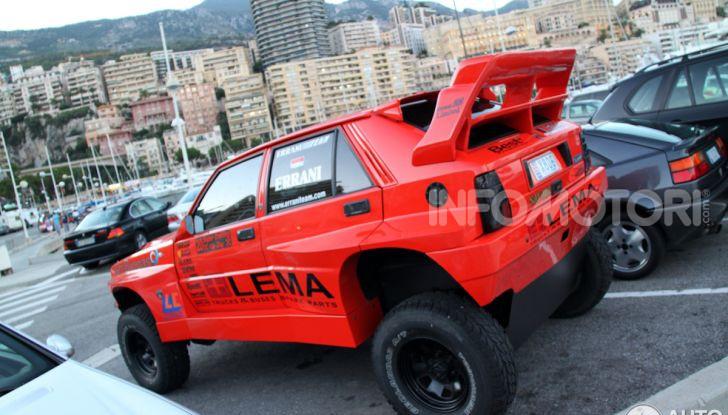 Lancia Delta Erre20: motore turbo e 500 CV! - Foto 4 di 6