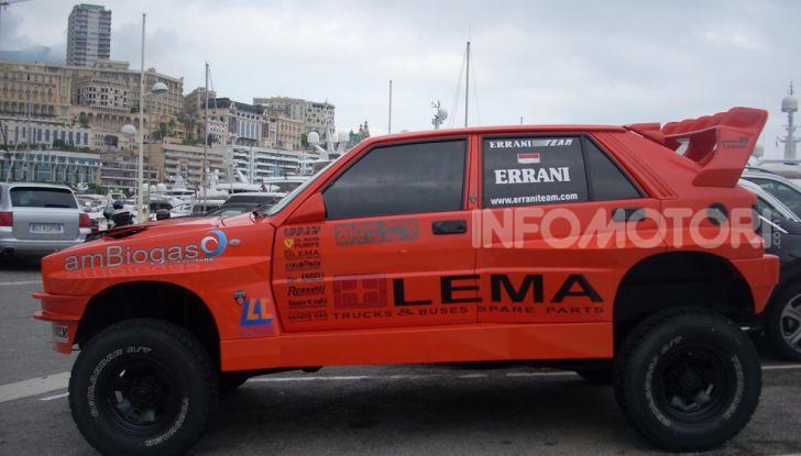 Lancia Delta Erre20: motore turbo e 500 CV! - Foto 5 di 6
