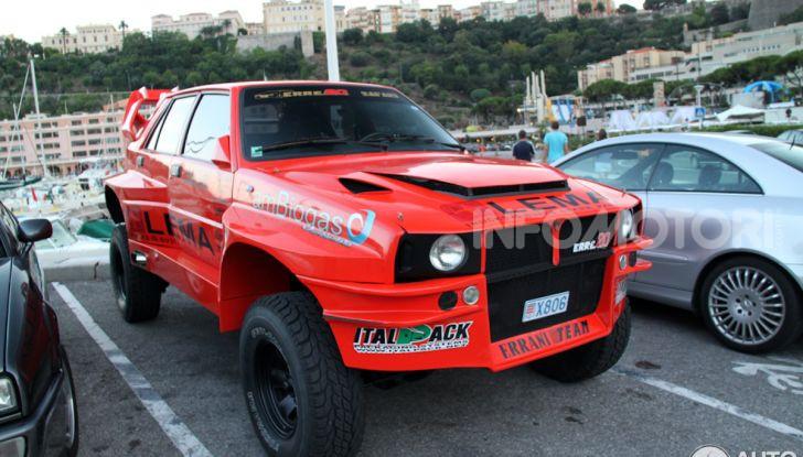 Lancia Delta Erre20: motore turbo e 500 CV! - Foto 6 di 6