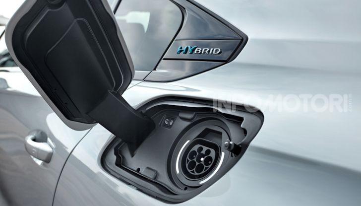 Peugeot 508 hybrid fa segnare emissioni record - Foto 2 di 7