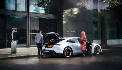 Porsche Destination Charging: il sistema di ricarica gratis per i clienti del marchio tedesco