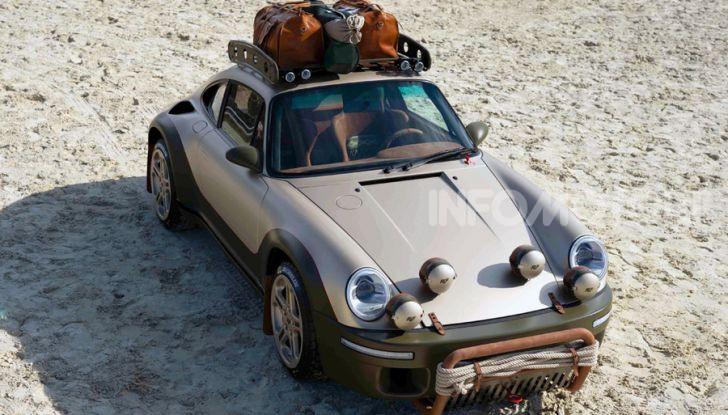 Porsche 911 Ruf Rodeo Concept: per chi ama l'avventura! - Foto 4 di 10