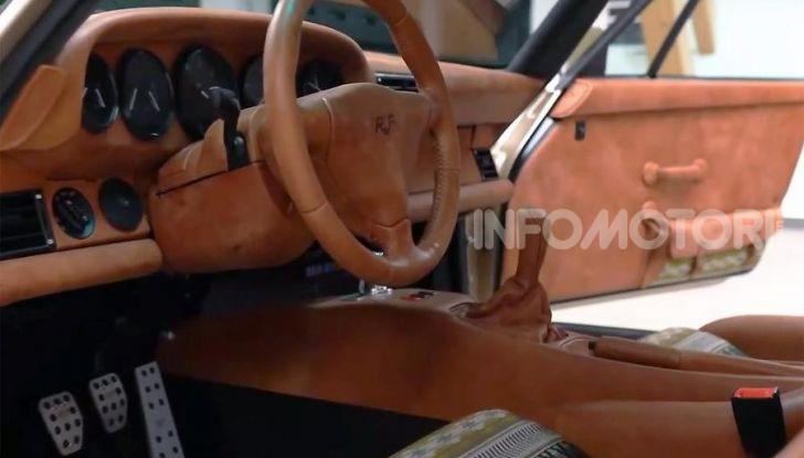 Porsche 911 Ruf Rodeo Concept: per chi ama l'avventura! - Foto 5 di 10