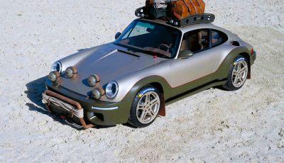 Porsche 911 Ruf Rodeo Concept: per chi ama l'avventura!