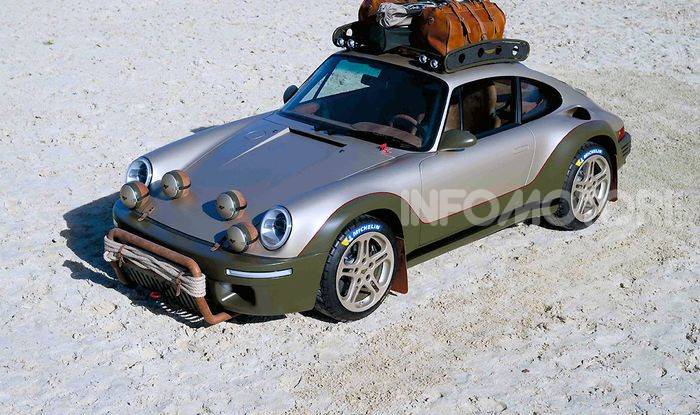 Porsche 911 Ruf Rodeo Concept: per chi ama l'avventura! - Foto 1 di 10
