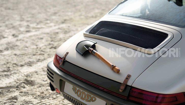 Porsche 911 Ruf Rodeo Concept: per chi ama l'avventura! - Foto 7 di 10