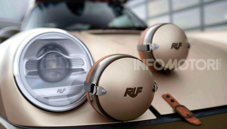 Porsche 911 Ruf Rodeo Concept: per chi ama l'avventura! - Foto 3 di 10