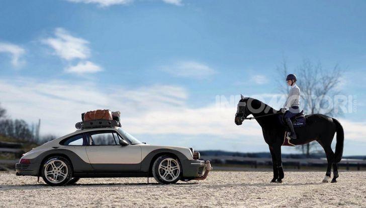 Porsche 911 Ruf Rodeo Concept: per chi ama l'avventura! - Foto 9 di 10