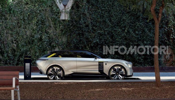 Renault Morphoz: il crossover full electric del futuro - Foto 1 di 16