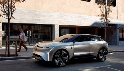 Renault Morphoz: il crossover full electric del futuro