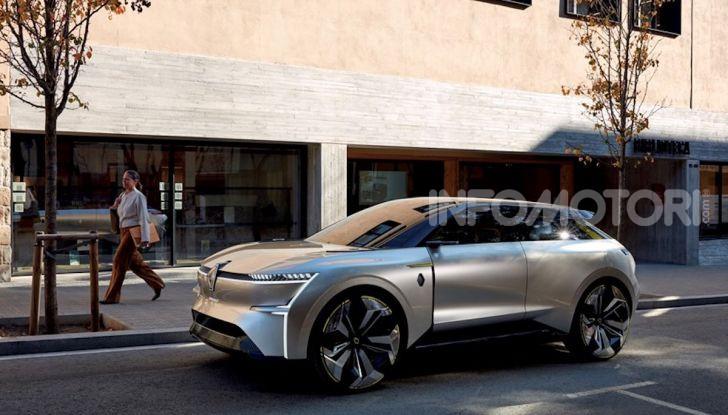 Renault Morphoz: il crossover full electric del futuro - Foto 10 di 16