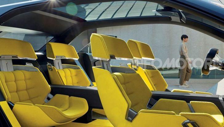 Renault Morphoz: il crossover full electric del futuro - Foto 12 di 16