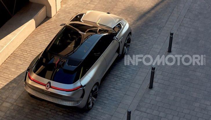 Renault Morphoz: il crossover full electric del futuro - Foto 13 di 16