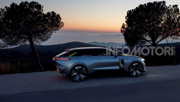 Renault Morphoz: il crossover full electric del futuro - Foto 15 di 16