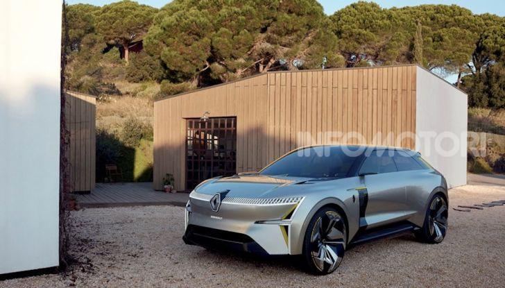 Renault Morphoz: il crossover full electric del futuro - Foto 16 di 16
