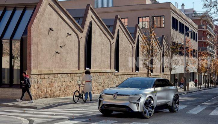 Renault Morphoz: il crossover full electric del futuro - Foto 2 di 16