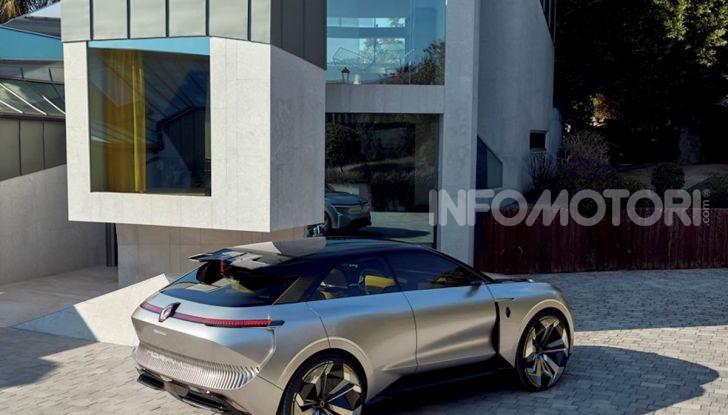 Renault Morphoz: il crossover full electric del futuro - Foto 3 di 16