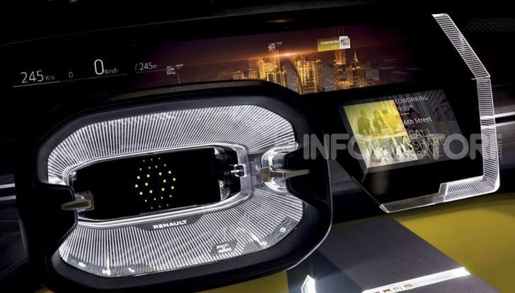 Renault Morphoz: il crossover full electric del futuro - Foto 6 di 16