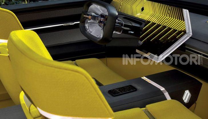 Renault Morphoz: il crossover full electric del futuro - Foto 7 di 16