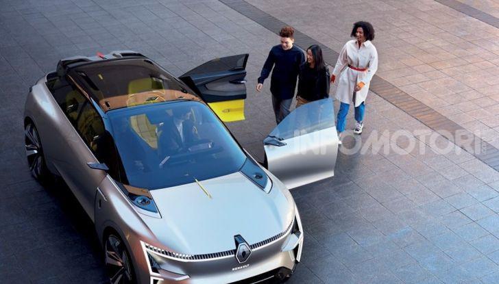 Renault Morphoz: il crossover full electric del futuro - Foto 8 di 16