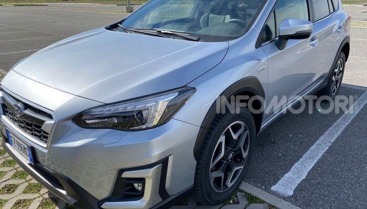 Prova su strada Subaru XV e-Boxer: il crossover compatto - Foto 1 di 32