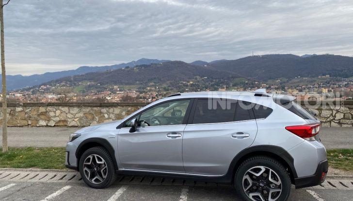 Prova su strada Subaru XV e-Boxer: il crossover compatto - Foto 13 di 32