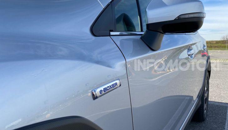 Prova su strada Subaru XV e-Boxer: il crossover compatto - Foto 2 di 32
