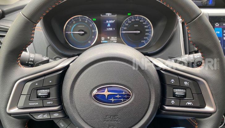 Prova su strada Subaru XV e-Boxer: il crossover compatto - Foto 20 di 32
